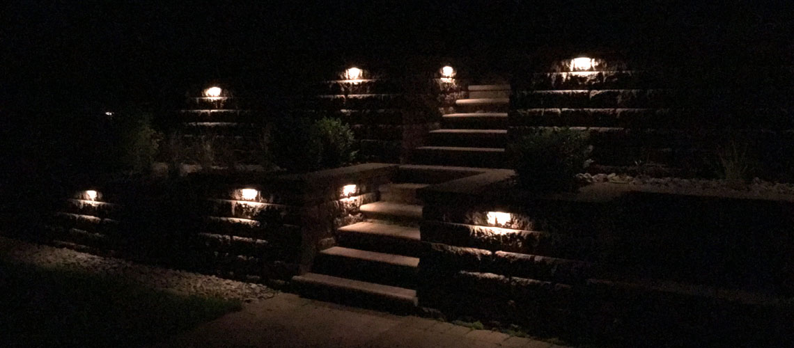 Nightscape Lighting Design and Installation