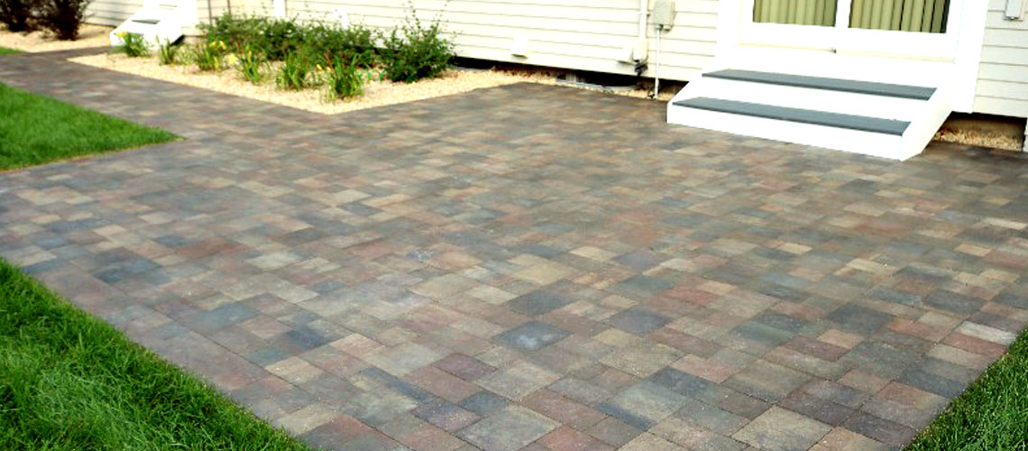 Attractive ... Paver Patio Design And Installation ...