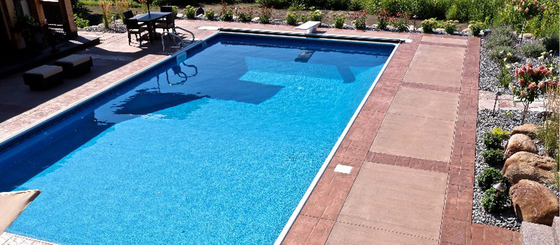 Swimming Pool and Spa Hot Tubs - Landscape Design & Installation ...