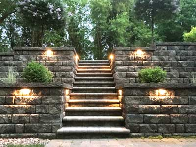Nightscape Lighting Design & Installation