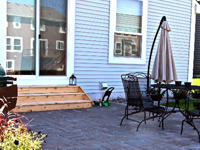 Hardscapes and Paver Patios