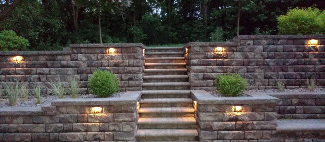 Nightscape Lighting Design Installation Landscape